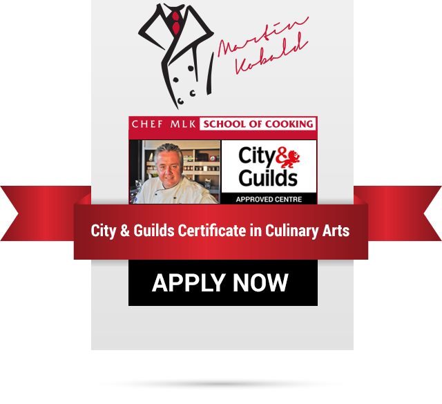 City & Guilds Certificate in Culinary Arts